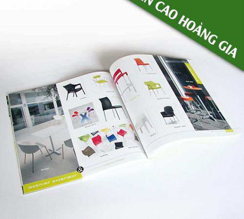 Tổng hợp những kinh nghiệm thiết kế in ấn catalogue bìa cứng giá tốt