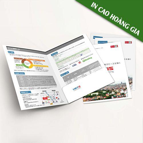 Folder là phương tiện marketing hiệu quả