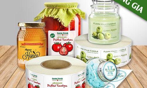Xưởng in nhãn decal giá rẻ chất lượng tại tphcm