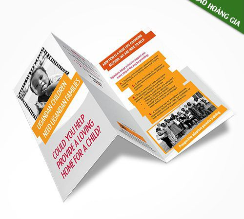 In brochure, in tờ rơi, in tờ gấp giá rẻ nhất tại tphcm