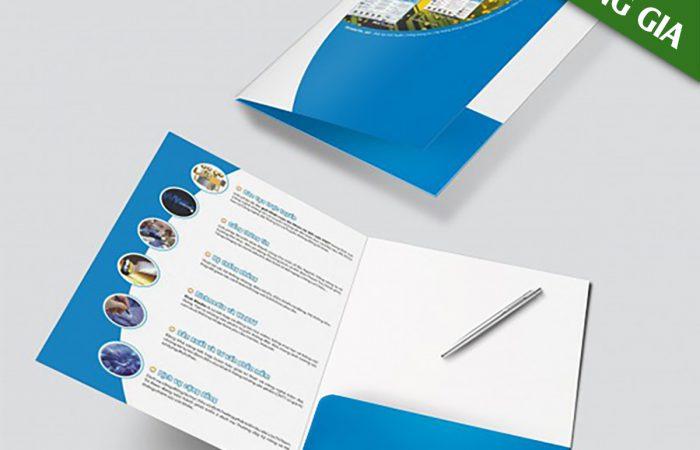 Làm sao để in bìa giấy folder tiết kiệm mà chất lượng