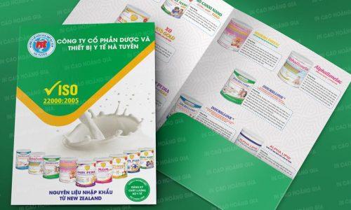 Ưu điểm của in bìa đựng hồ sơ bằng giấy so với in bìa nhựa